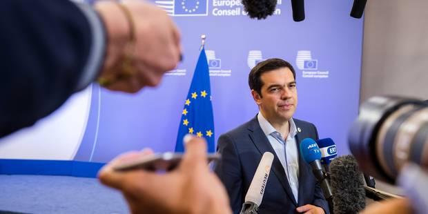 La Grèce envoie à ses créanciers son projet de réformes de retraites - La Libre