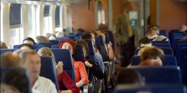 Une enquête ouverte après des agressions sexuelles dans un train Bruxelles - Tournai - La Libre