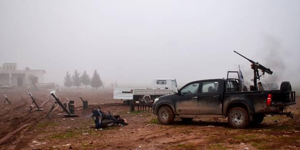 Syrie: l'EI a enlevé au moins 400 civils après une tuerie à Deir Ezzor, selon l'OSDH - La Libre