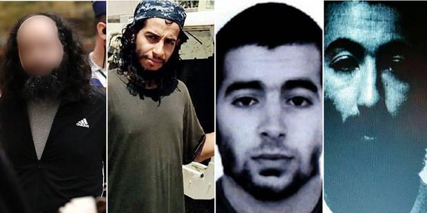 "Khalid Zerkani, ""Papa Noël"" et mentor du djihad en Syrie - La Libre"