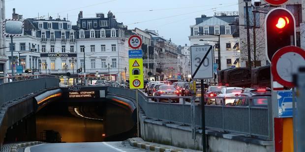Après la fermeture du tunnel Stéphanie, celle du tunnel Léopold II ? - La Libre