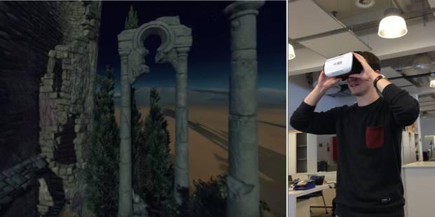Réalité virtuelle: entrez dans un tableau de Salvador Dalí - La Libre