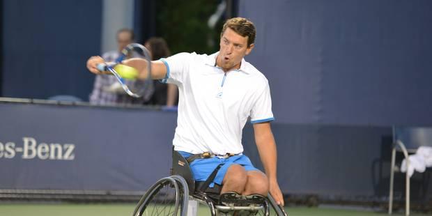 Joachim Gérard, le Belge en finale de l'Open d'Australie - La Libre