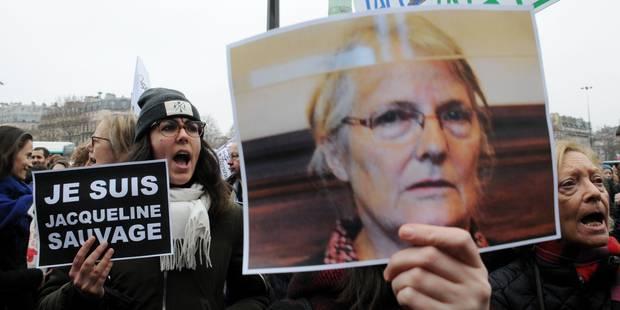 """L'""""affaire Jacqueline Sauvage"""" embarrasse Hollande - La Libre"""