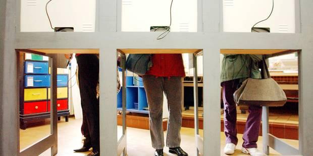 Bruxelles relance le débat sur le vote électronique - La Libre
