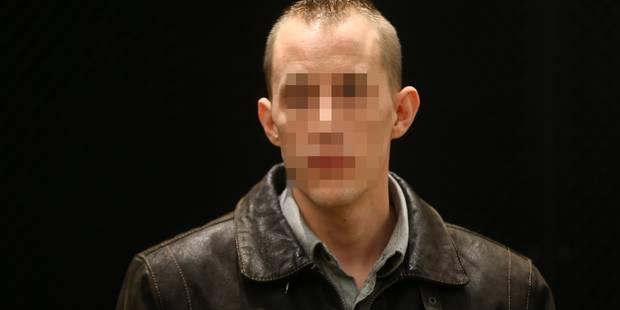 Quentin Hottat condamné à une peine de réclusion à perpétuité pour parricide - La Libre