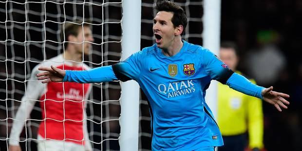 Messi met le Barça sur orbite (0-2), la Juve remonte le Bayern et se laisse une chance (2-2) - La Libre