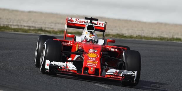 Du changement cette saison en F1! - La Libre