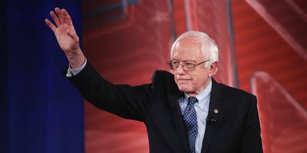 USA: Bernie Sanders accuse les républicains de racisme - La Libre