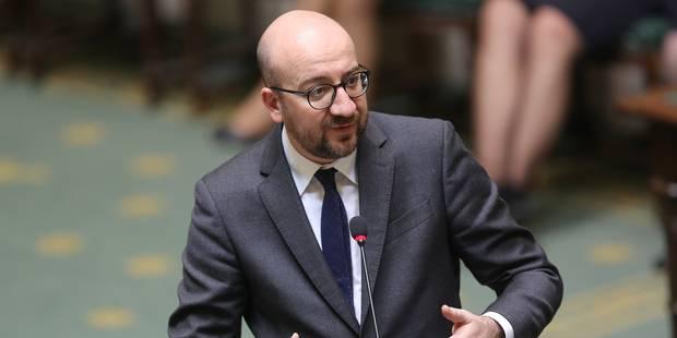 Charles Michel veut relancer le projet européen - La Libre