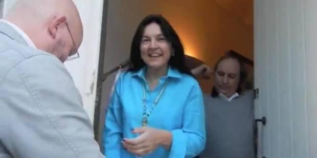 Un syndicaliste de la CSC inculpé pour calomnie suite à la plainte de la ministre Marghem - La Libre