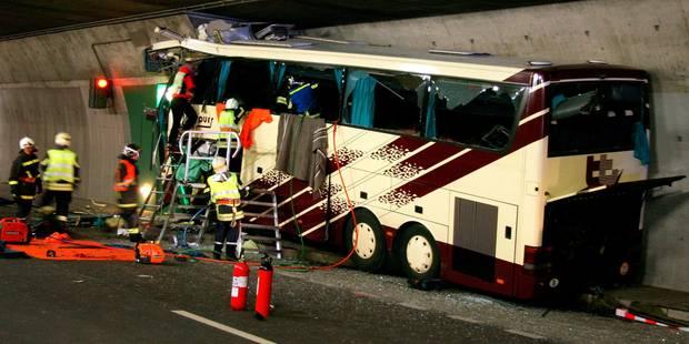 """Accident de Sierre: les faits dus """"à un acte de désespoir du chauffeur"""", affirme un journaliste - La Libre"""