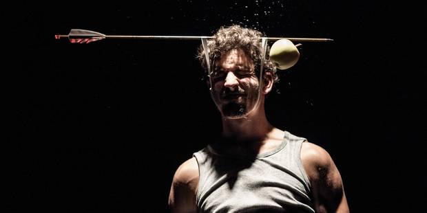 Up, le festival de cirque qui grimpe - La Libre
