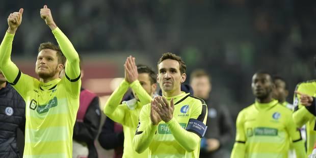 Gand éliminé de la Ligue des Champions après une défaite à Wolfsburg (1-0) - La Libre