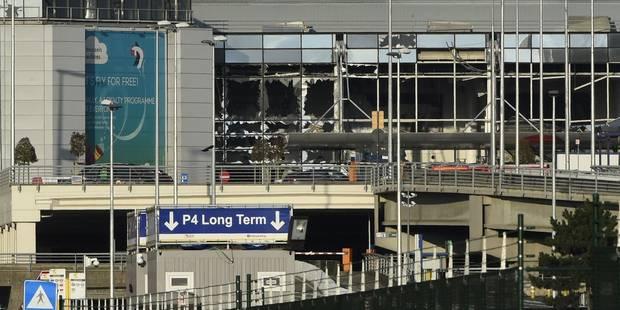 Attentat à l'aéroport de Bruxelles: les assaillants transportaient les bombes dans des valises - La Libre