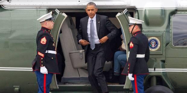 USA: Obama donne de la voix dans la campagne présidentielle - La Libre