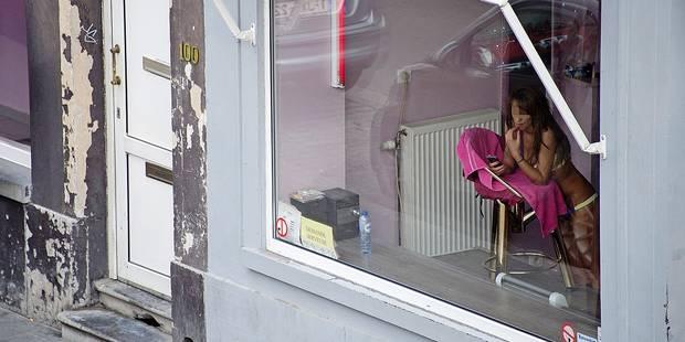 Bruxelles: les communes désemparées face à la prostitution - La Libre