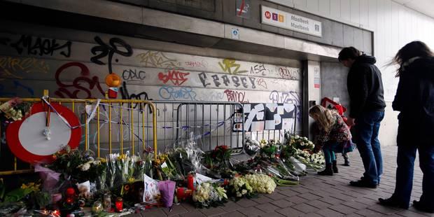 Attentats de Bruxelles: le gouvernement bruxellois dégage 66 millions et plus de sécurité dans le métro - La Libre