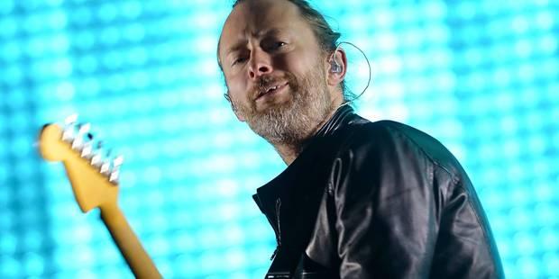 """Radiohead réapparaît avec un nouveau titre, """"Burn the witch"""" (VIDEO) - La Libre"""