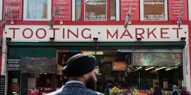 A Londres, le quartier populaire de Tooting fier de Sadiq Khan, son nouveau maire - La Libre