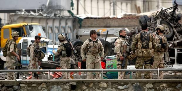 Afghanistan: deux soldats de l'Otan tués par des hommes en uniforme afghan - La Libre
