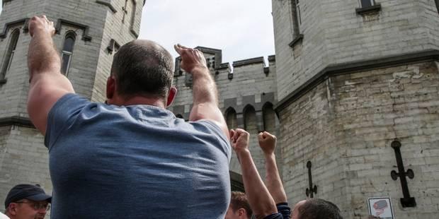 Grève dans les prisons: Les directeurs de prison et le ministre de la Justice maintiennent le dialogue - La Libre