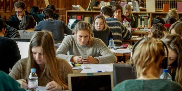 La pression sociale, le stress à éviter pour l'étudiant - La Libre