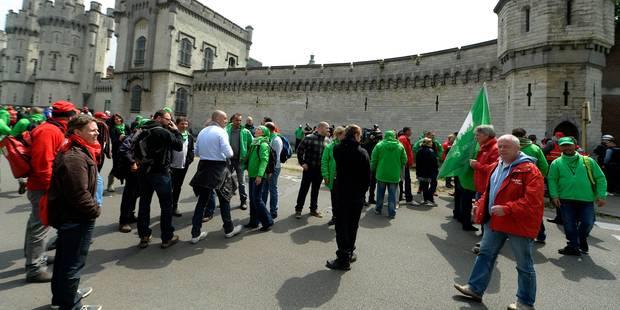 Grève: les directeurs des prisons flamandes soutiennent le ministre de la Justice - La Libre