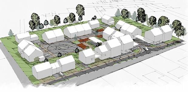 Gozée: trente trois logements inquiètent les riverains - La Libre