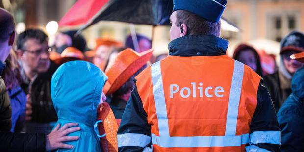 33 arrestations pour le troisième jour du Doudou - La Libre