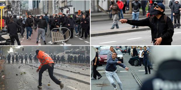 Anarchistes, syndicalistes, jeunes de quartiers sensibles... Qui sont ces (nouveaux) auteurs de violences? - La Libre