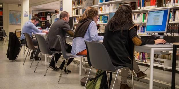 Grève: Les étudiants s'organisent - La Libre