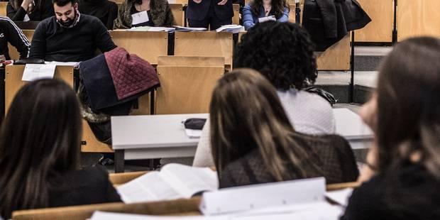 L'Université Saint-Louis propose aux étudiants victimes des grèves de loger à l'université - La Libre