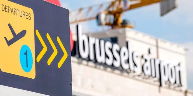 Un parking de Brussels Airport évacué après la découverte d'un colis suspect - La Libre