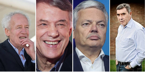 Dix personnalités belges préparent leur Euro - La Libre