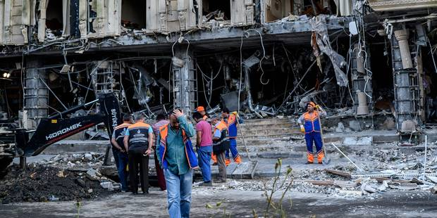 Un groupe kurde radical proche du PKK revendique l'attentat d'Istanbul - La Libre