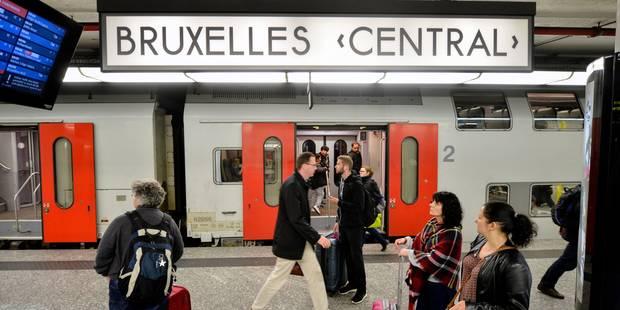 Grève à la SNCB: nouvelle entrevue mardi matin entre directions et syndicats - La Libre