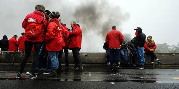 Grève générale: dernière salve syndicale avant la trêve estivale - La Libre