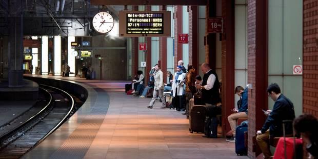 Grève de la FGTB ce vendredi: le point sur les transports - La Libre
