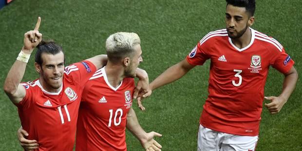 Le pays de Galles s'impose au petit trot face à l'Irlande du Nord (1-0) - La Libre
