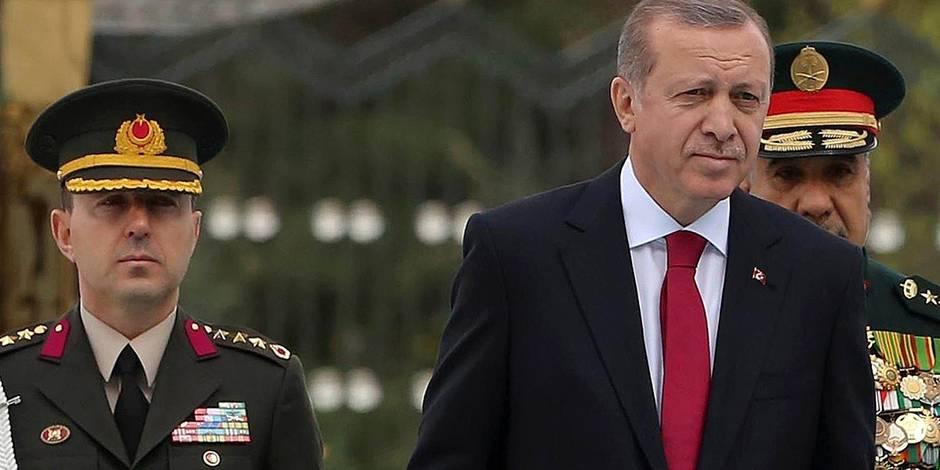 Édito: la tentation autoritaire d'Erdogan - La Libre