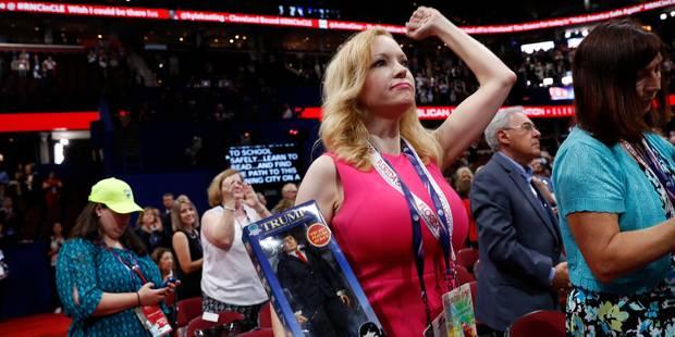 Présidentielle américaine: A Cleveland, le show Donald Trump est lancé - La Libre