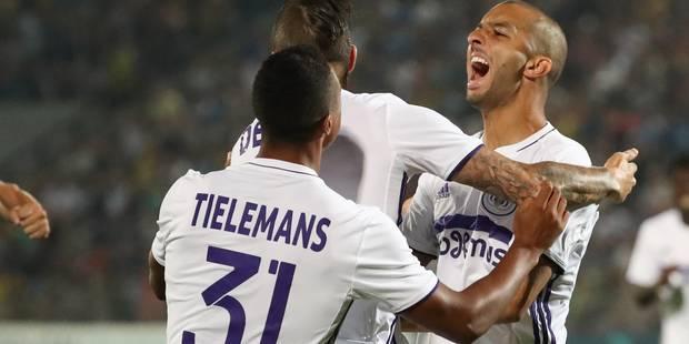 Anderlecht ramène un bon match nul de Rostov (2-2) - La Libre