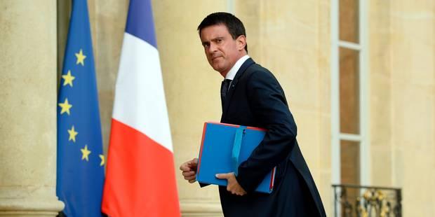 """Prêtre tué en France: Valls reconnaît un """"échec"""" dans le suivi judiciaire d'un des tueurs - La Libre"""