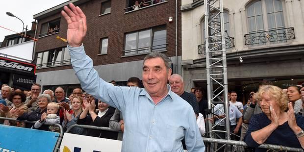 Le parquet de Bruxelles veut renvoyer Eddy Merckx devant le tribunal - La Libre
