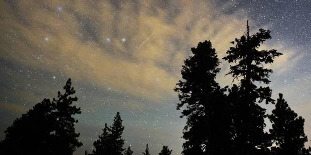 Les Nuits des étoiles seront exceptionnelles - La Libre