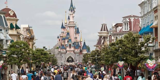 Les attentats pénalisent Euro Disney, incertitude sur les résultats annuels - La Libre