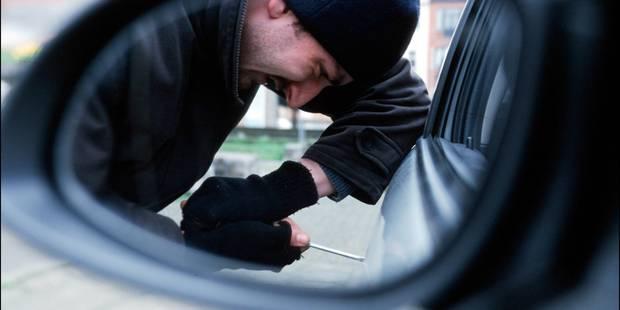 Un réseau de voleurs de voitures démantelé en Belgique, Italie et Espagne - La Libre