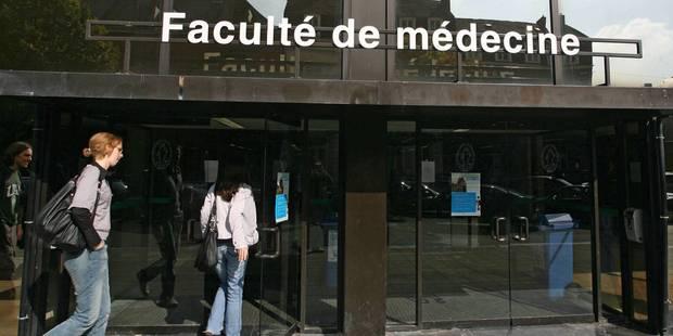 Médecine: les universités contentes pour les étudiants mais inquiètes pour les numéros Inami - La Libre