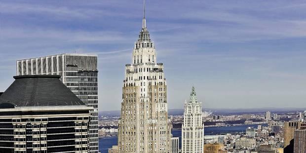 Une tour belge à New York - La Libre